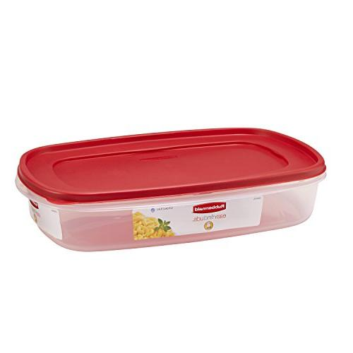 Easy-Find Lids Container