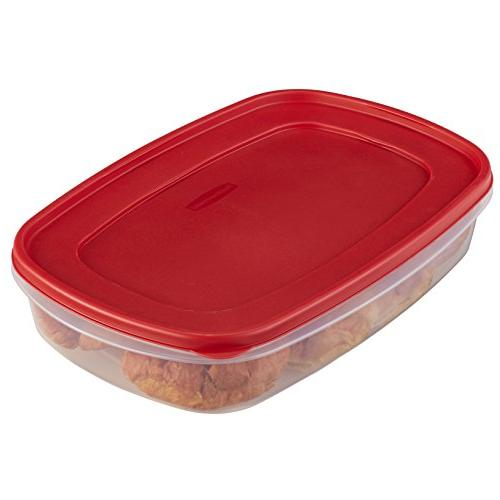 Easy-Find Lids Food Storage Container