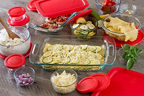 Pyrex Grab Bakeware Food Set