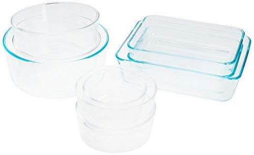 Pyrex Glass Rectangular Container
