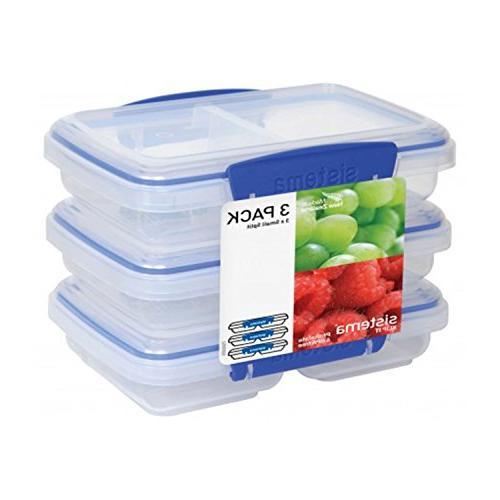 Sistema KLIP IT Rectangular Collection Split Food Storage Co