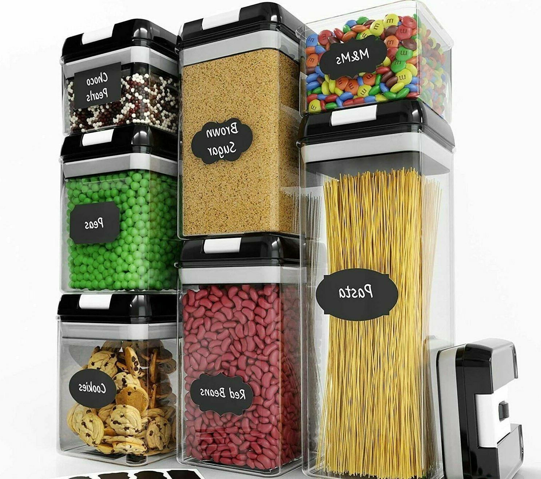 Airtight Food Set - Set Marker