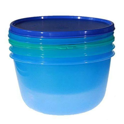 airtight food storage container set 8 50