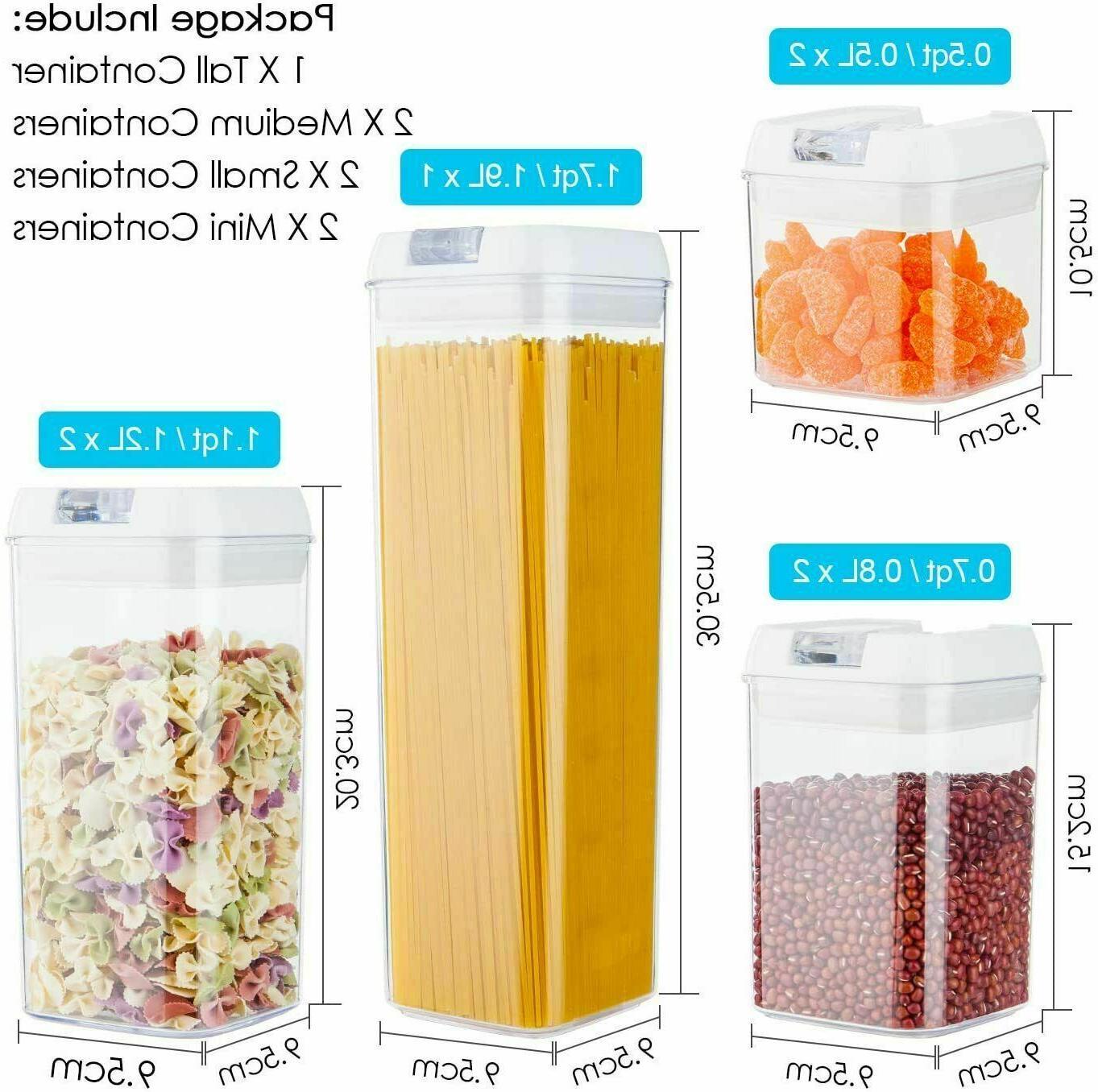 Airtight Food Set, Vtopmart BPA