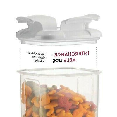 Airtight Storage Plastic