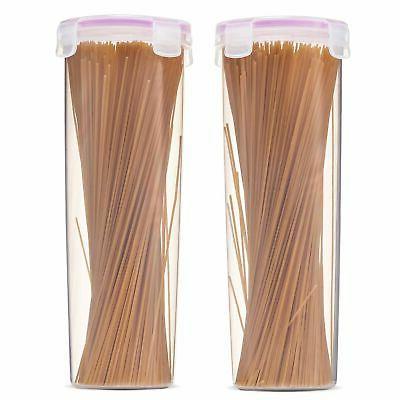 biokips tall food storage spaghetti