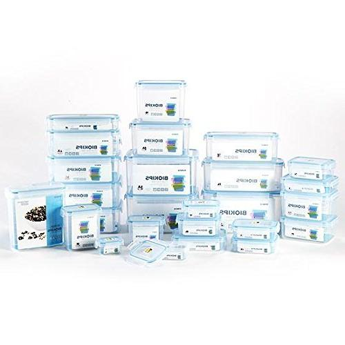 Komax Sugar Airtight Organization and Storage Containers Supplies, Sugar, Set Freezer, and Dishwasher Safe