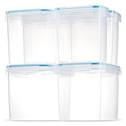 Komax Biokips Sugar Storage Airtight Storage Containers Supplies, and Safe