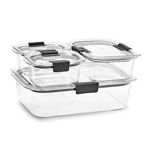 brilliance food storage container set