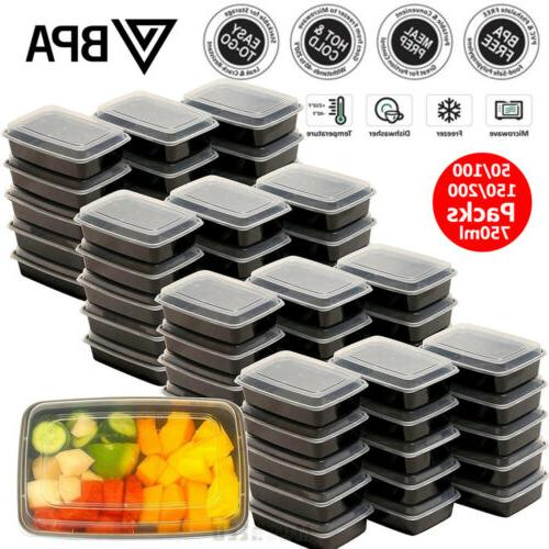 bulks prep meal containers food storage bento