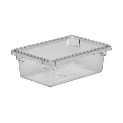 CAMBRO CA12186CW135 Food Box, Use Lid 4UKD3, H 6 In, PK 6