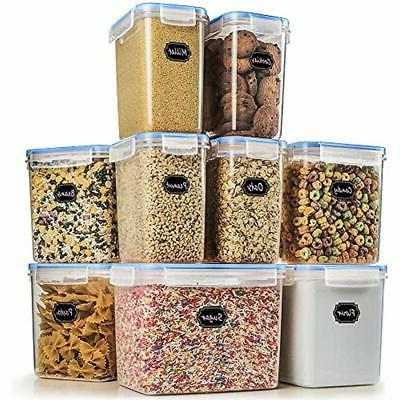 cereal container food storage containers blingco airtight