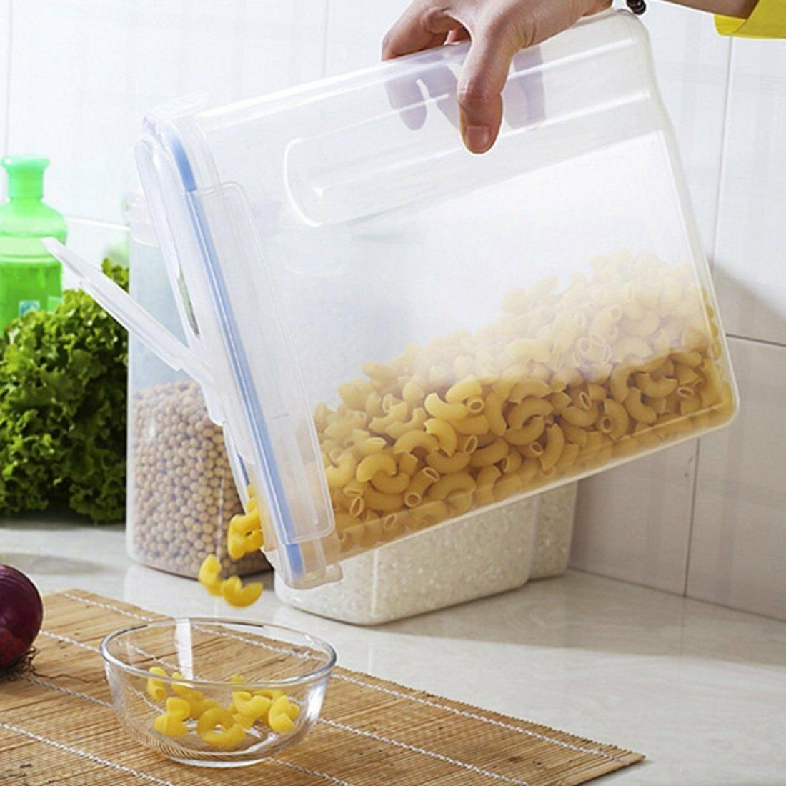 Cereal Keeper Food Container Leak Durable Bpa Free Pack