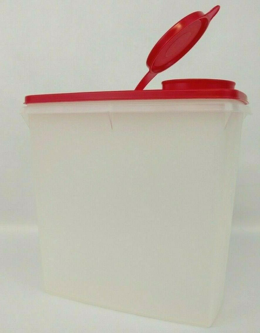 Tupperware Storer Food 13 Container With Pour Seal