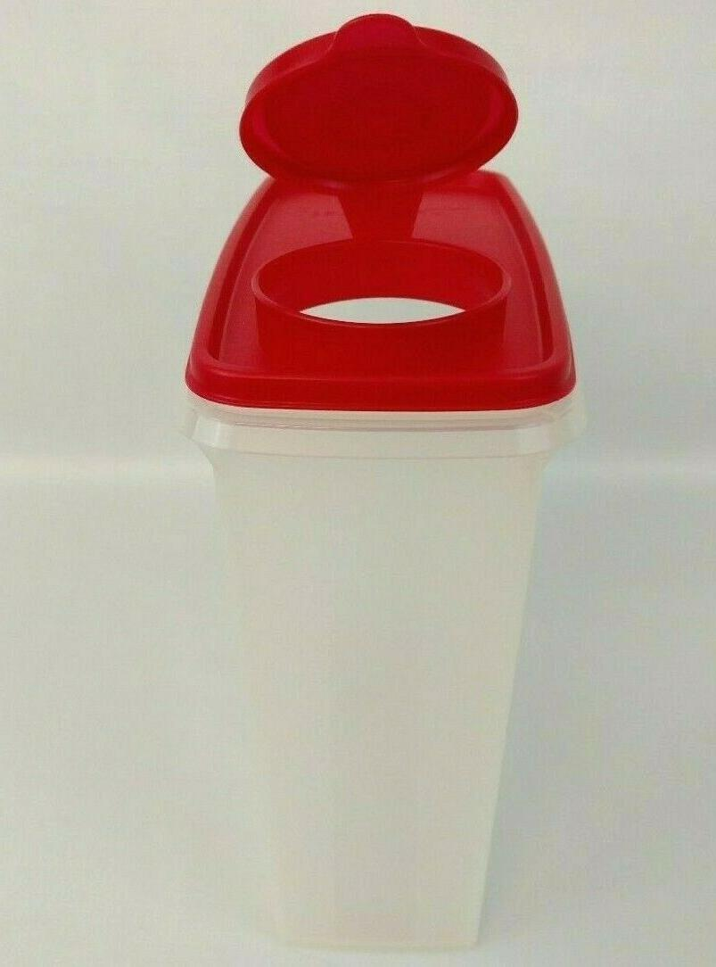 Tupperware Cereal Storer Dry Food Container With Pour Seal