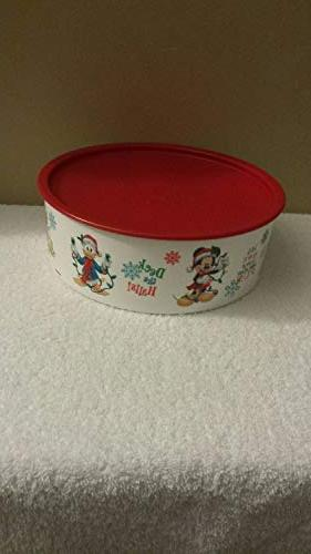 disney friends cookie canister