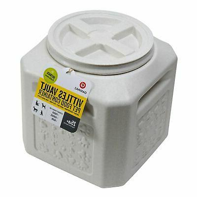 Dog Food Container Pet Bin Vittles Seal