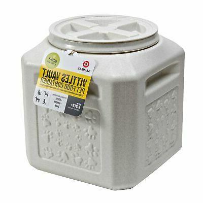 Dog Storage Container Airtight Bin Fresh Seal