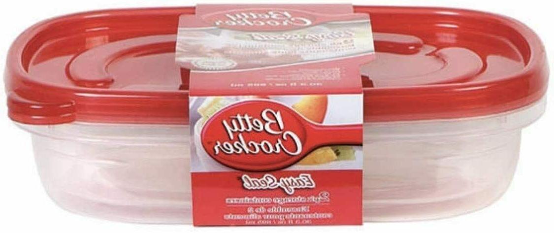 easy seal bonus 3 ct food storage