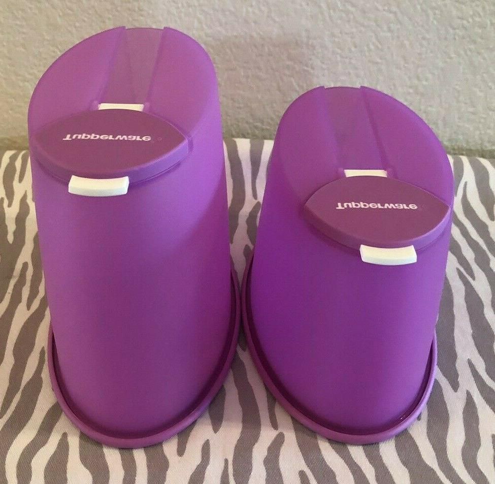 Tupperware FIFO Storage Containers Dry Keeper