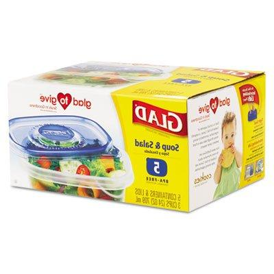 CLO60796 - GladWare and Food Storage Containers