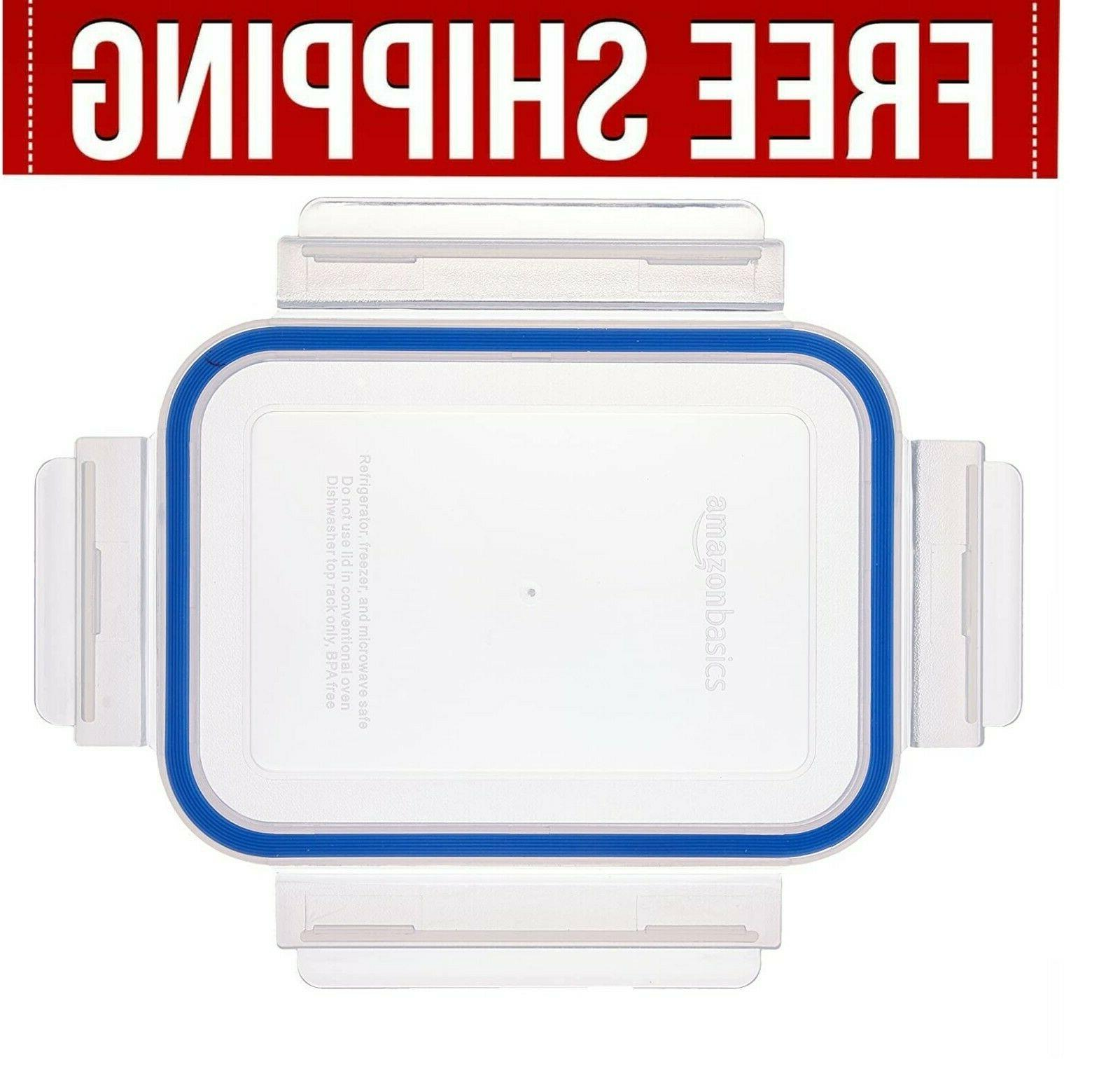 Glass Containers Meal Long Term Set