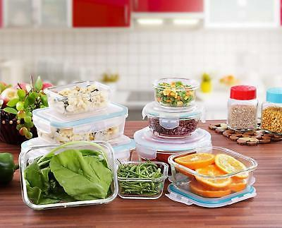 Utopia Kitchen Glass Food Storage Container Pieces