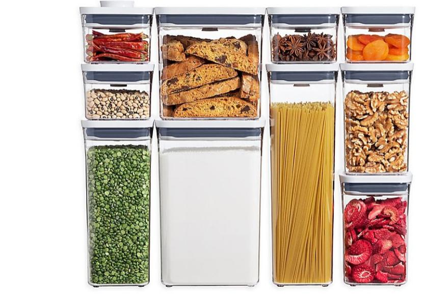 OXO Good Grips POP 10-Piece Food Storage Container Set