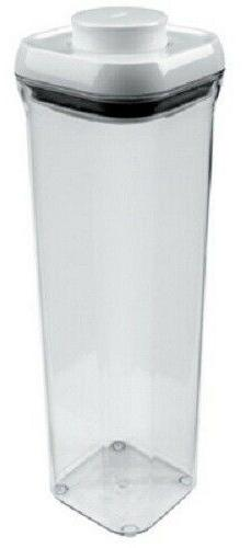 Oxo Good Grips POP Small Square 2.1 Quart Storage Container