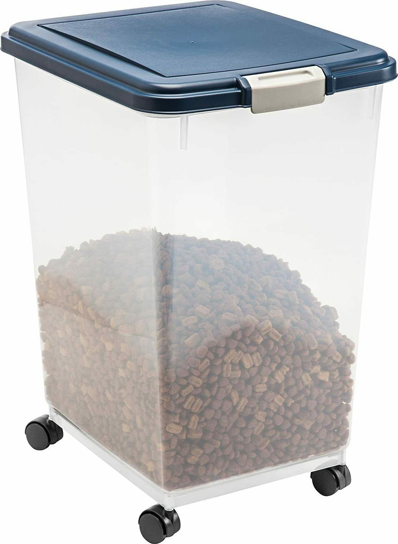NEW! Gamma2 Vittles Vault Plus for Pet Airtight Food Storage