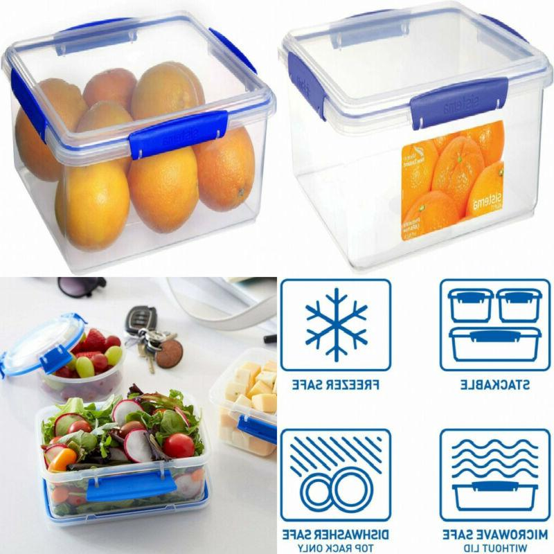 klip collection rectangle food storage