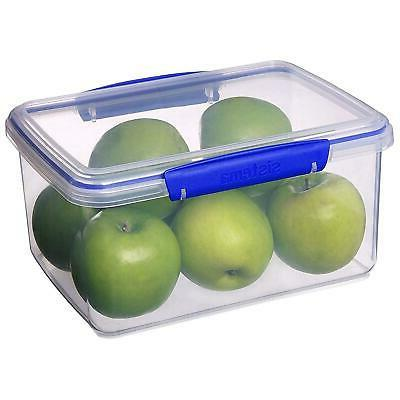 Sistema KLIP IT Food Container 3 Litre, Clear & - Safe