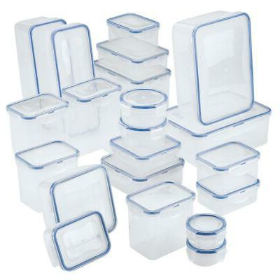 Lock and Lock 42-Piece Easy Essentials Food Storage Containe