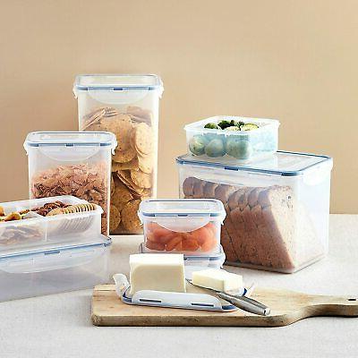 LOCK Essentials Food Set - 36 18 Containers
