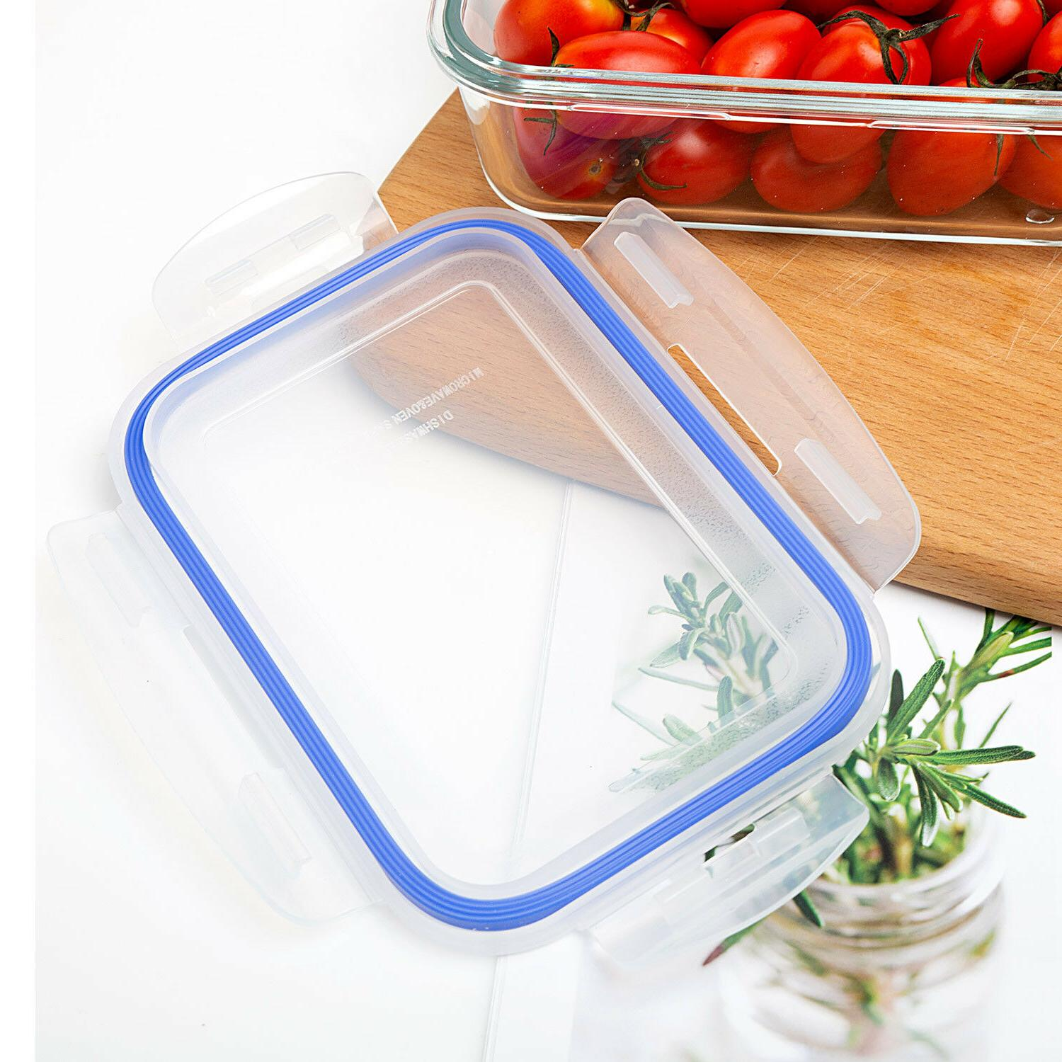 Lunch Oz Glass Containers