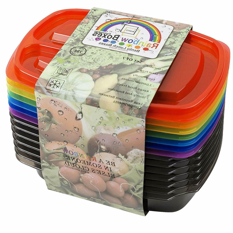 7 Food Plastic Reusable