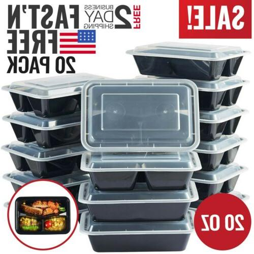 meal food prep containers storage bento lunch