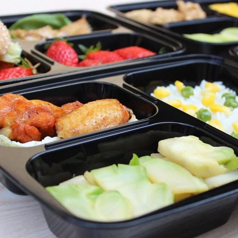 Meal Compartments with Bento Box