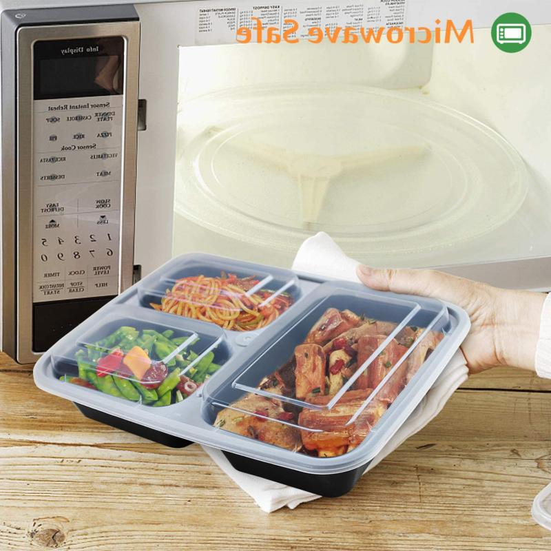 Enther 3 Compartment with