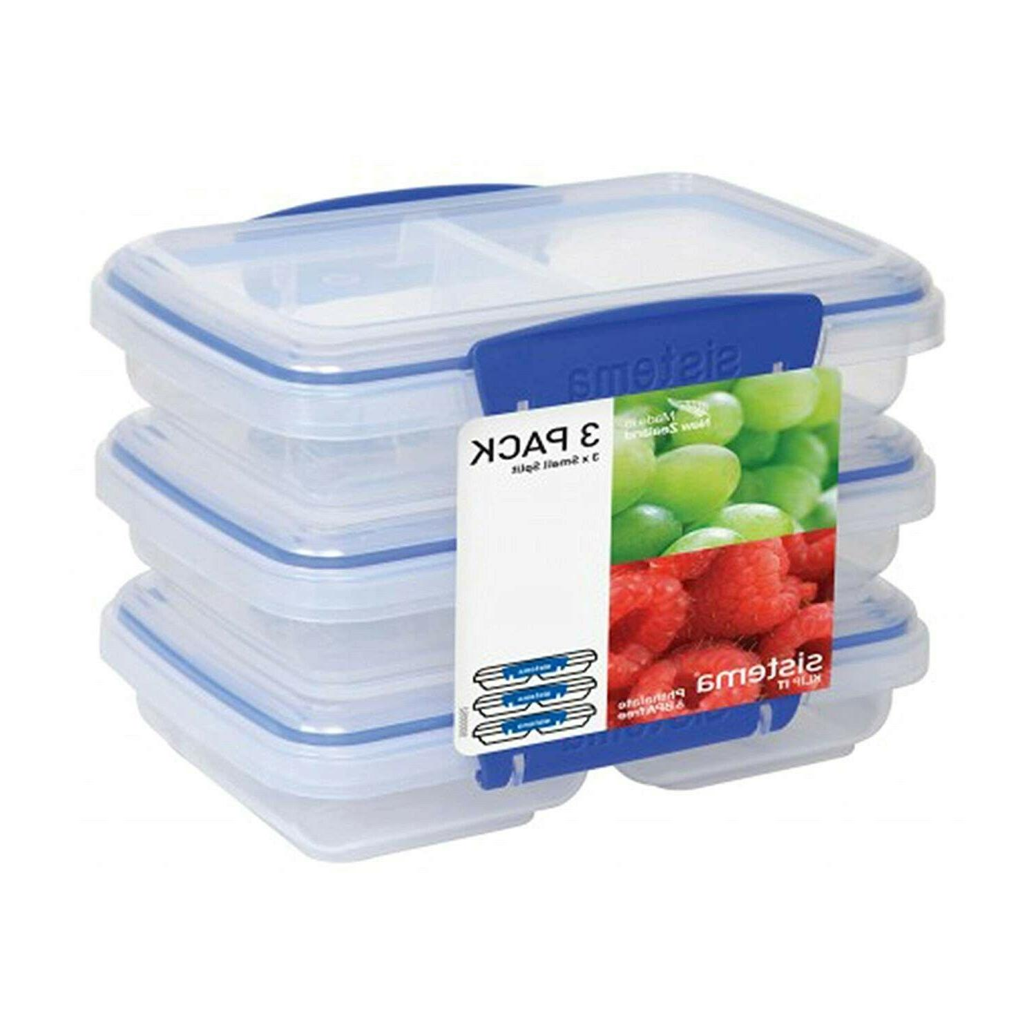 Meal Prep Containers Food Storage Reusable Microwave Safe 2