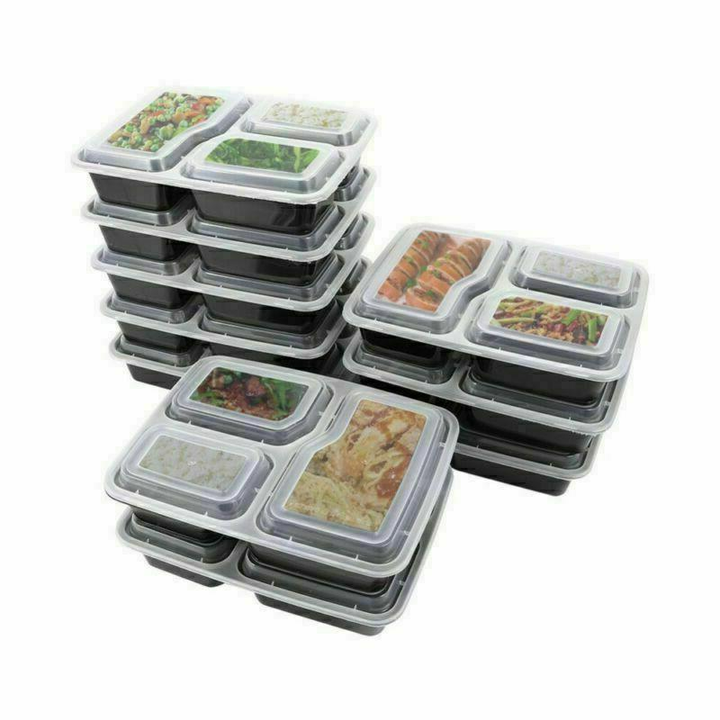 MEAL Microwave Safe Food