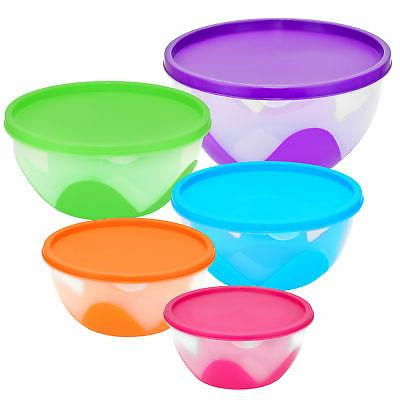 Southern Homewares Nested & Stackable Bowl/Food Storage Cont