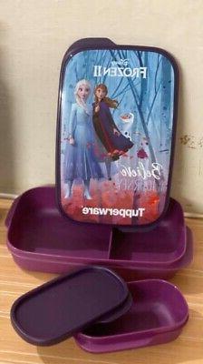 New Tupperware Frozen lunch Box
