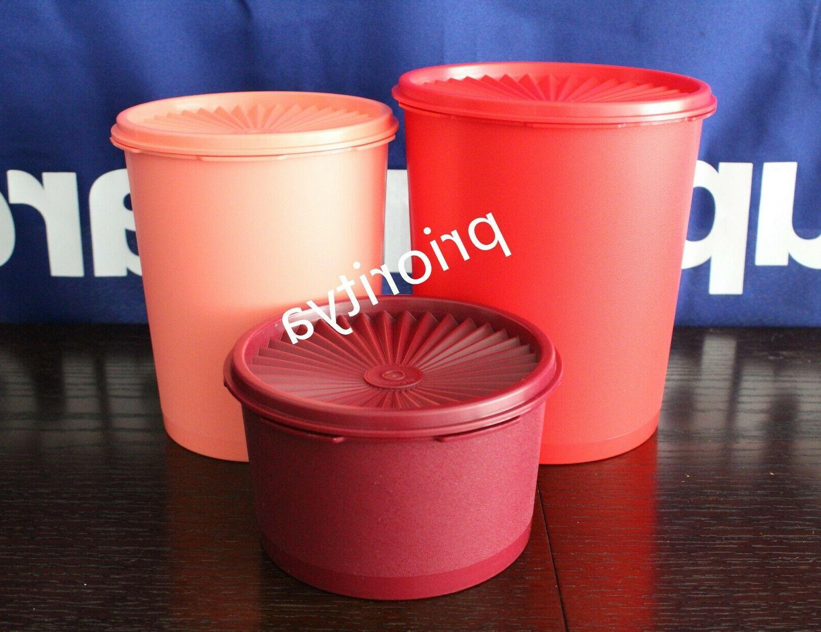 one touch servalier seal canister storage container