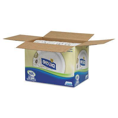 """Dixie Soak-Proof Medium 8 1/2"""" Box 600"""