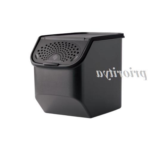 potato smart container 5 5 l black