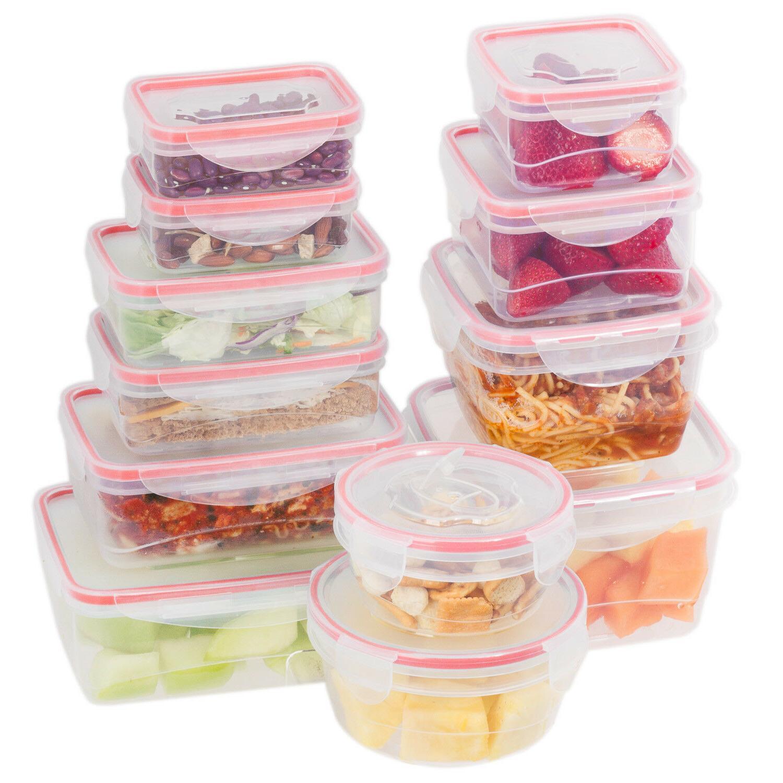 Reusable Microwave Set Food Storage
