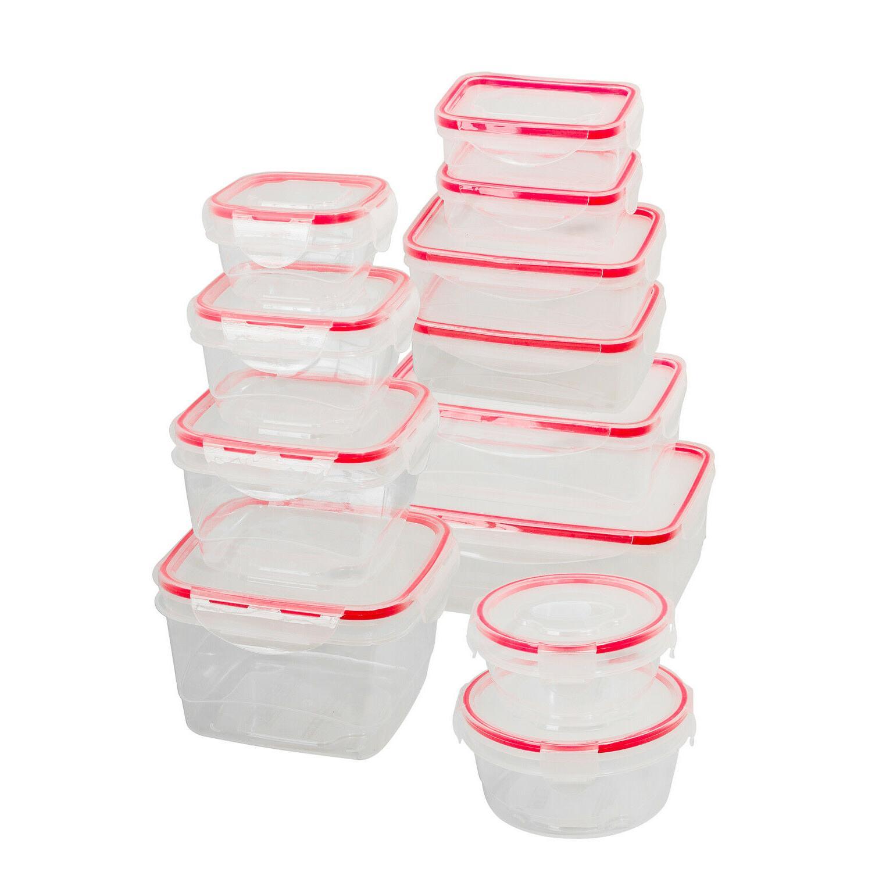 Reusable Plastic Set - Food Boxes