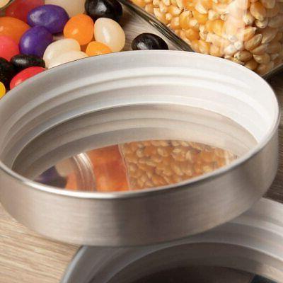 Farberware Set of 4 Variety Glass Food Storage ?