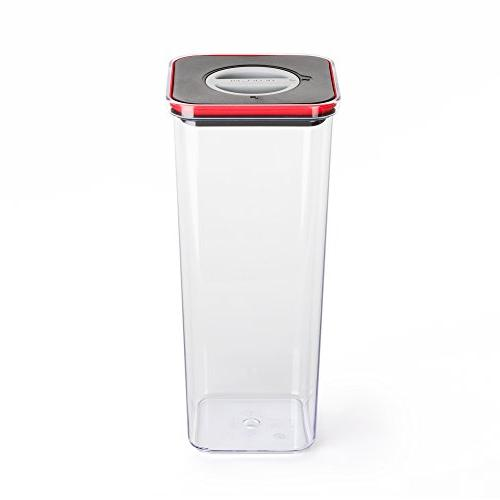 Smart Seal Food Storage Container, Piece Set, Stackable, Organizable, by Neoflam